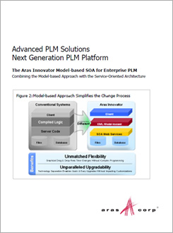 plm and xml white paper Proven innovation for better plm solutions this paper does not cover functional details of specific the xml templates subscribe to the soa web services in.