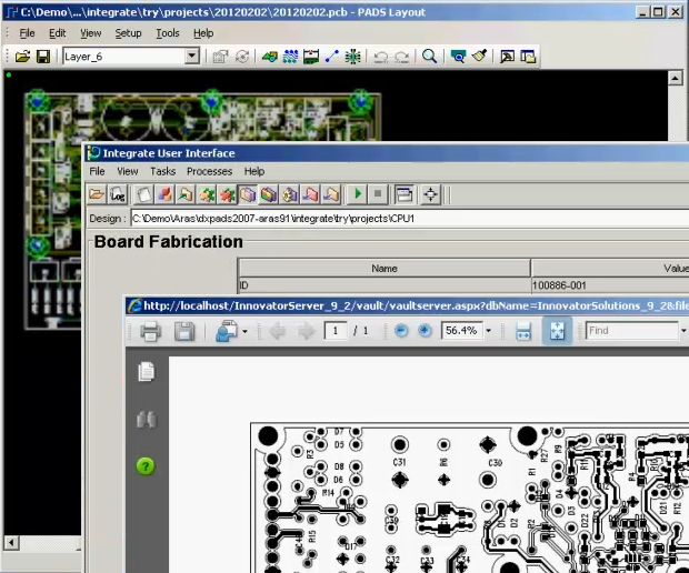 Modern Circuit Design Software Open Source Illustration - Schematic ...